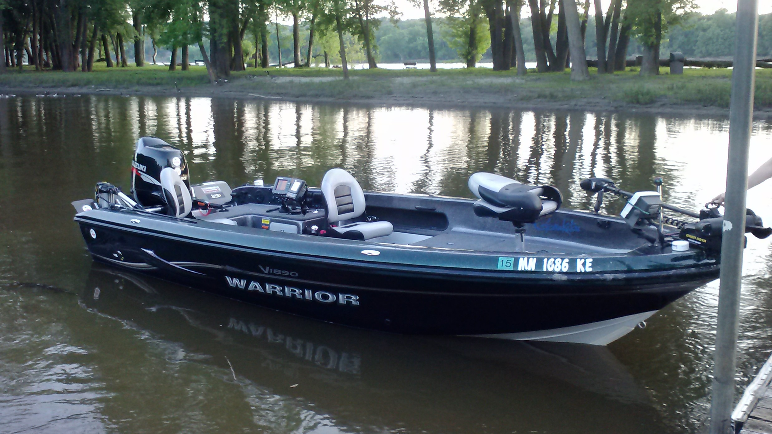 One Month Warrior 1890BT XST Review | Bauer Outdoors