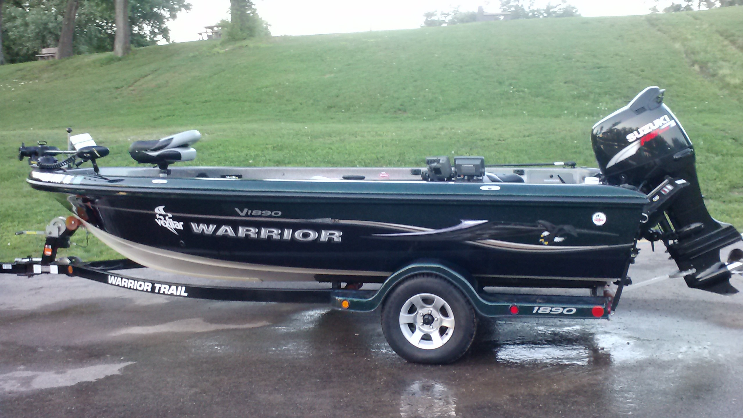 Ranger walleye boat for sale autos post for Walleye fishing boats for sale
